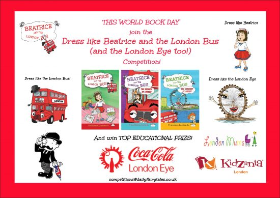 Join World book day comp