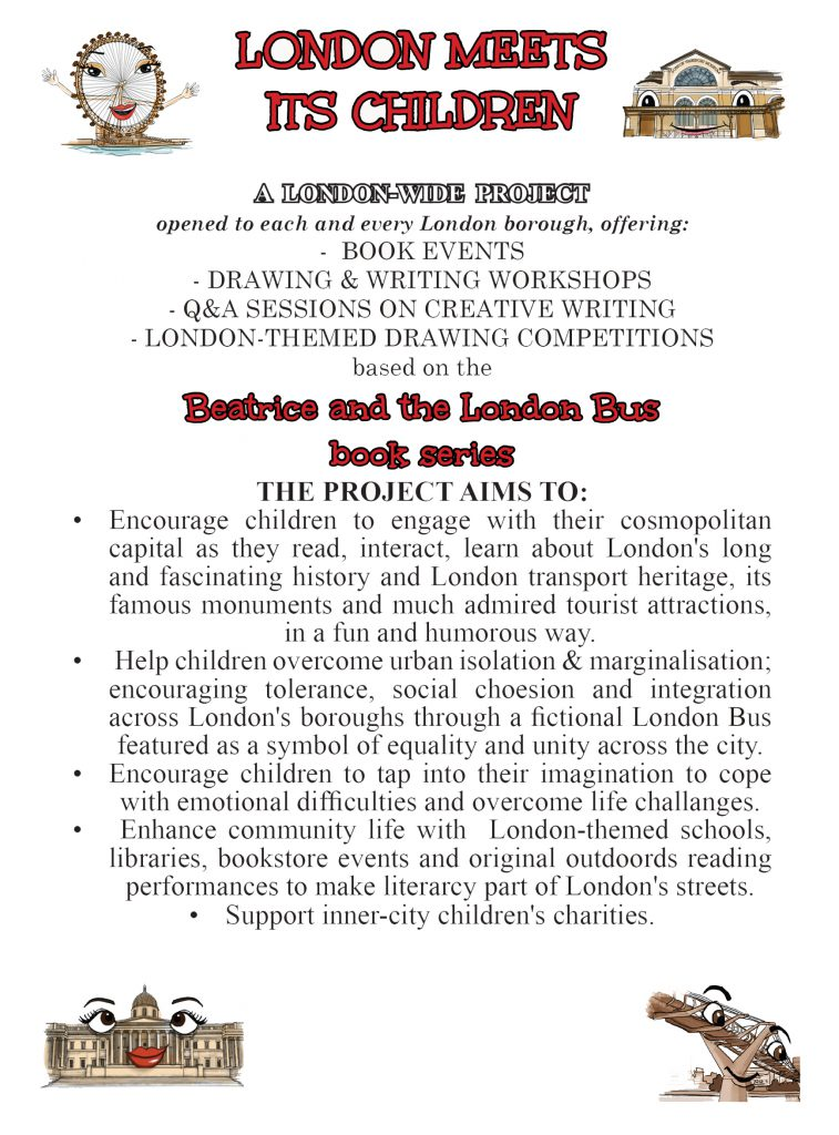 2016-17 Nov_London meets its children- #londonisopen project.in